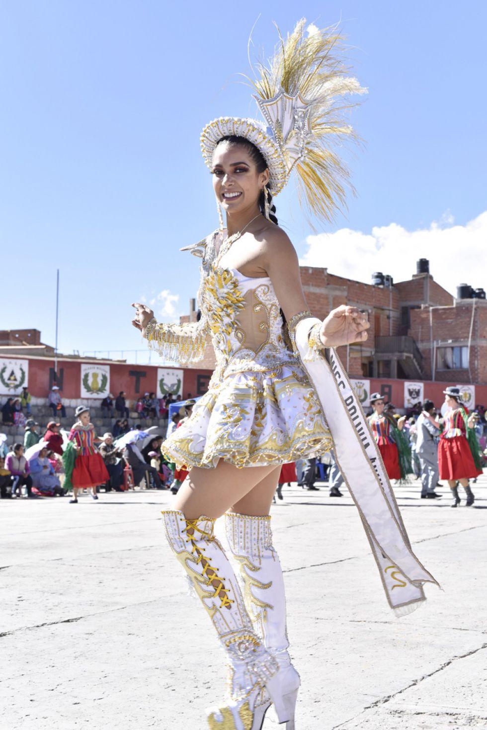 Fabiana Hurtado, Miss Bolivia Universo