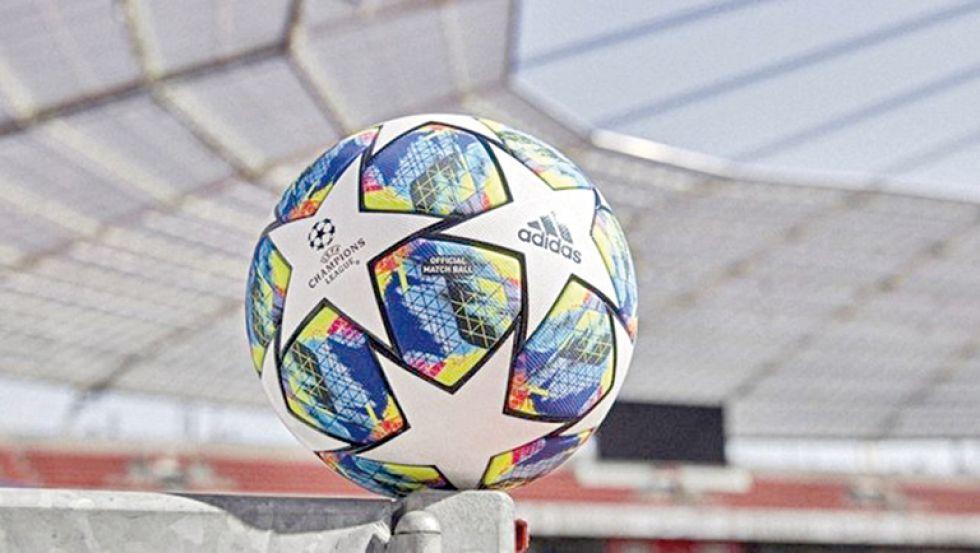 La Champions 2019 con nuevo modelo de balón