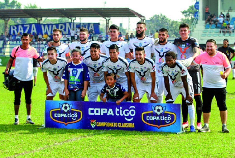La academina paceña y el Toro warneño se enfrentarán esta tarde en el estadio Hernando Siles.