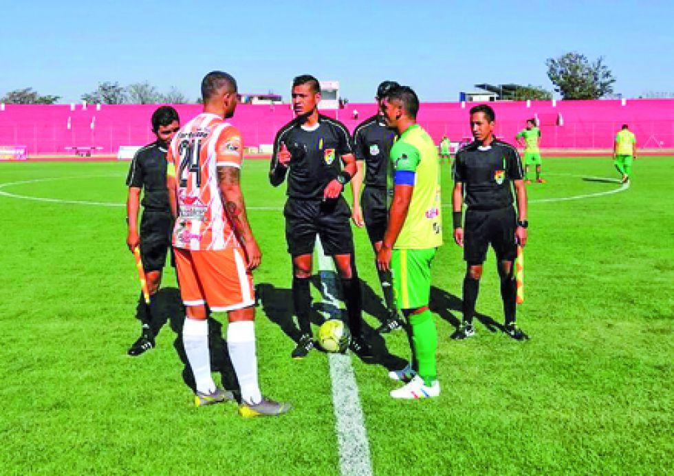 El partido entre Nacional Senac y Deportivo Fortaleza terminó en goleada.