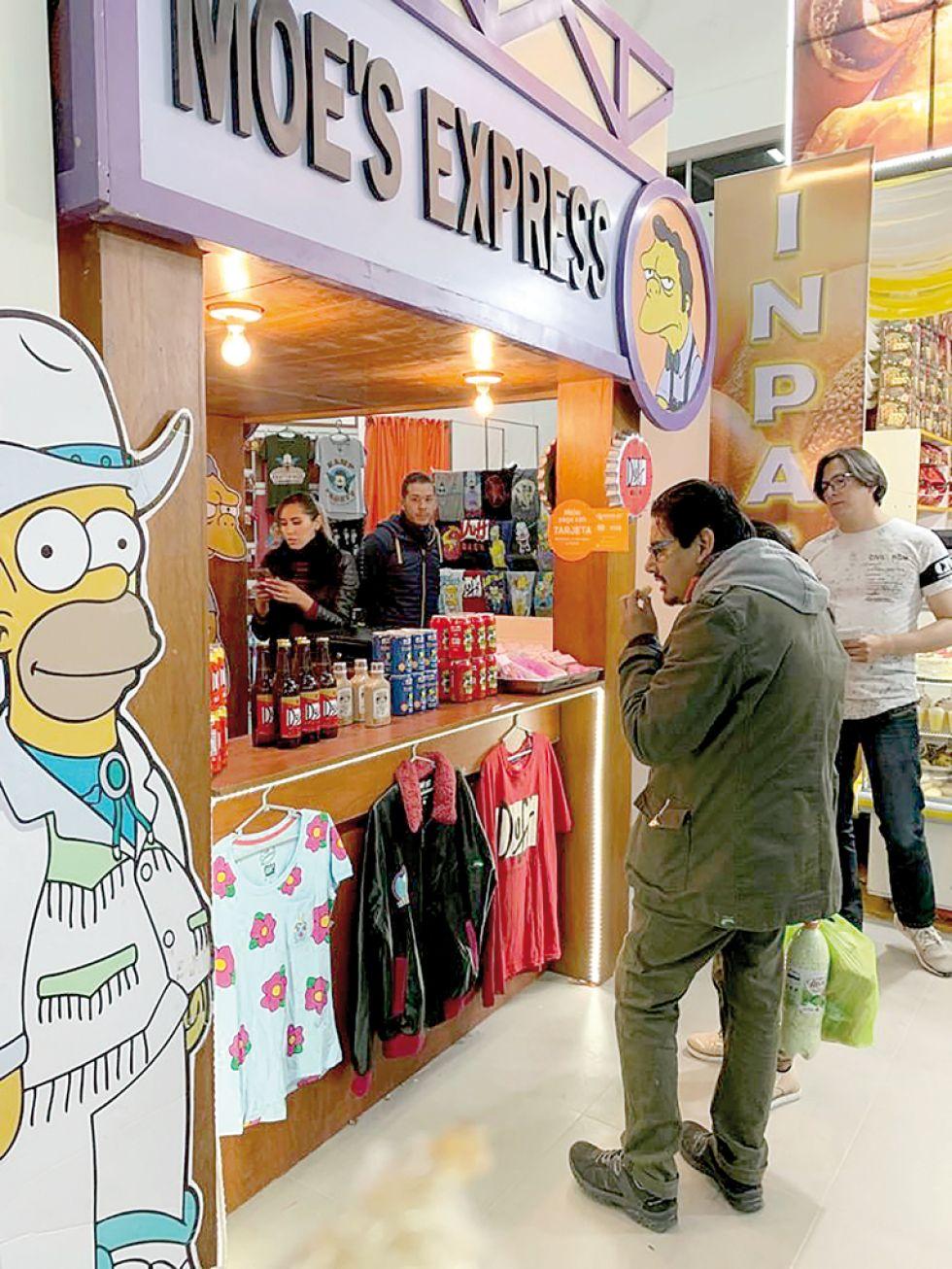Simpsons en Sucre