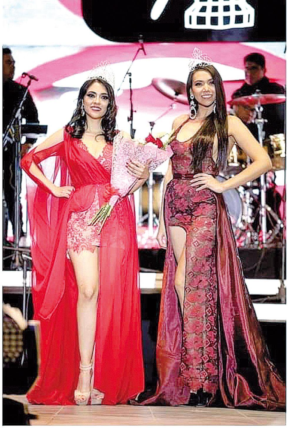 Miss y Señorita Fexpo.