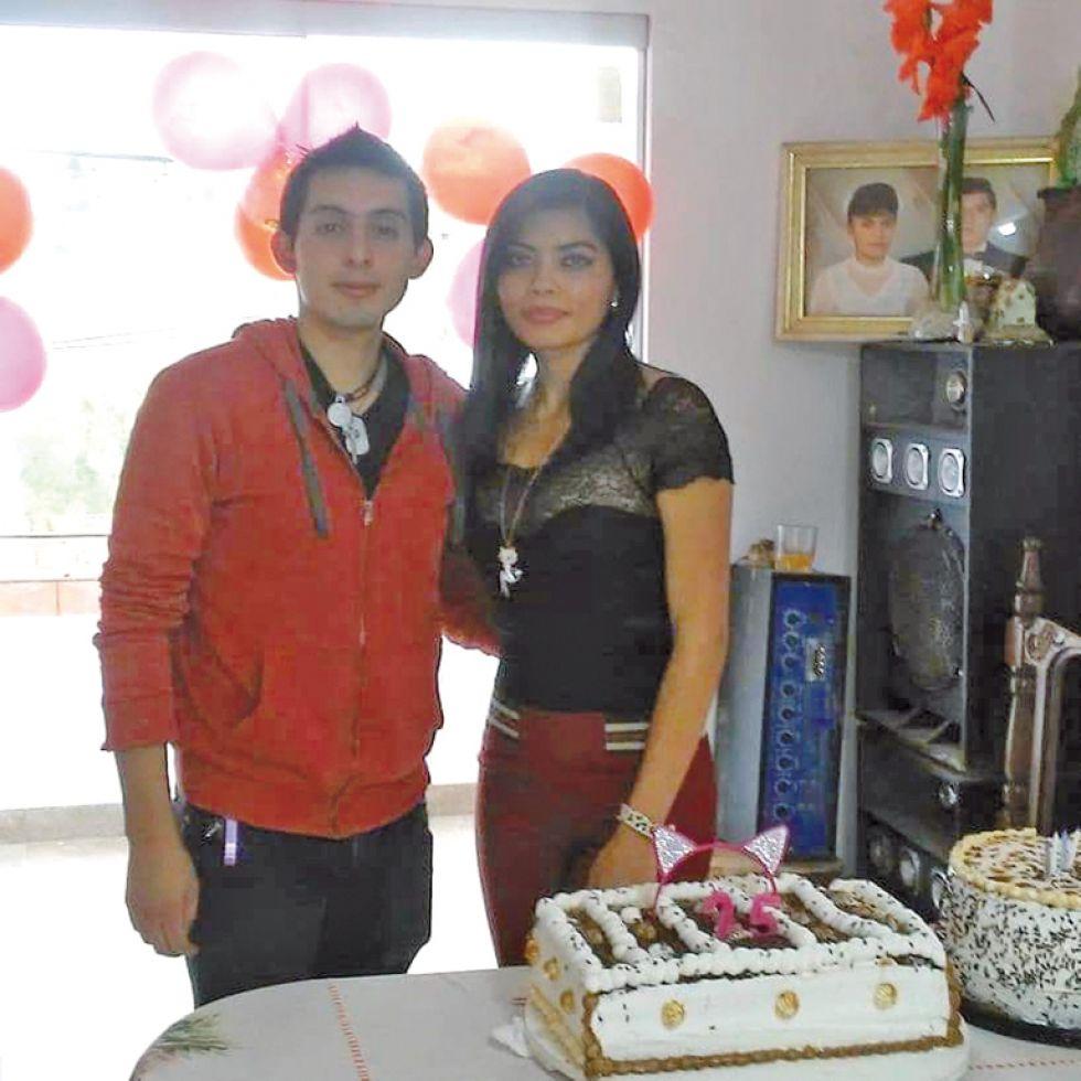 Gabriel Loayza y Paola Salazar.