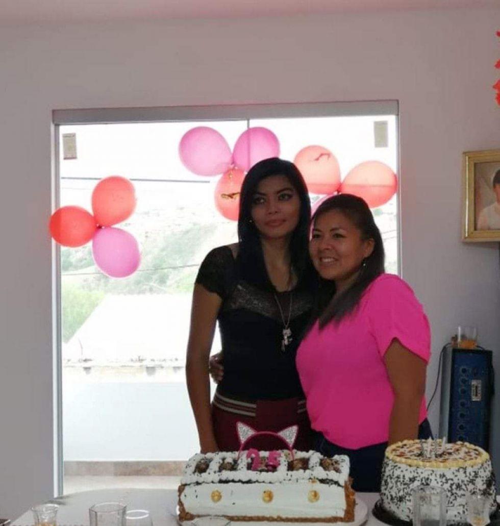 Paola festejó su cumpleaños