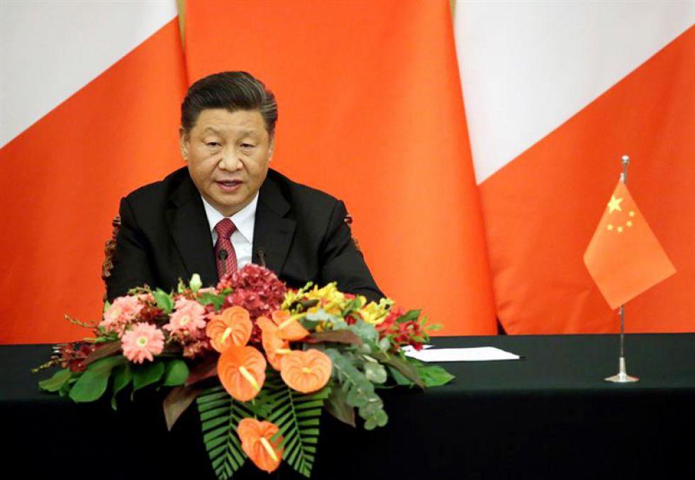 NEGOCIACIÓN. Donald Trump y Xi Jinping tienen previsto firmar el nuevo acuerdo comercial que pondrá fin a varios meses de enfrentamientos que generaron incertidumbre en la economía