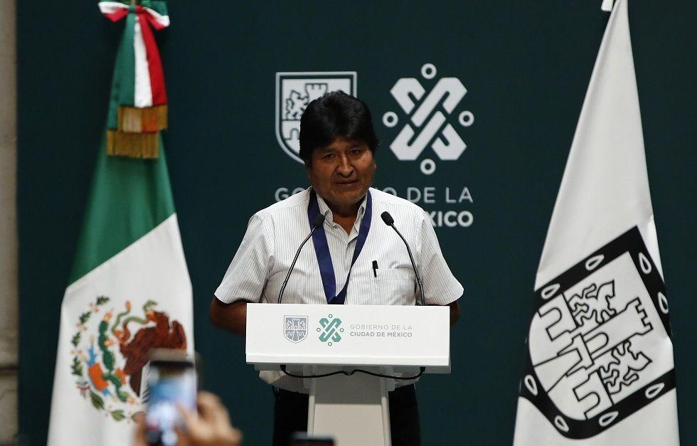 Evo Morales ya cuenta con visa humanitaria: Segob