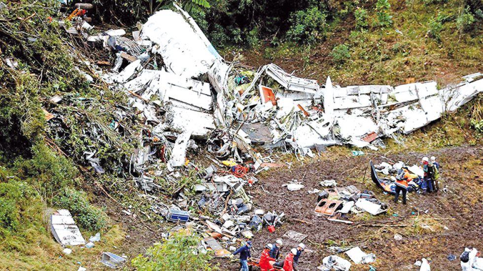 El accidente se produjo el 28 de noviembre de 2016.