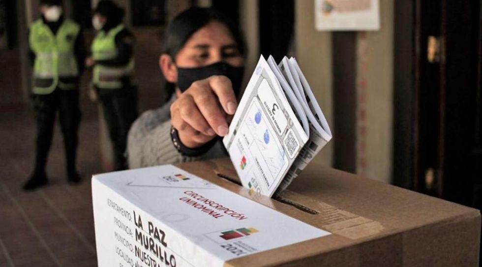 Potosí cierra el cómputo de actas de las elecciones y solo resta el eje central