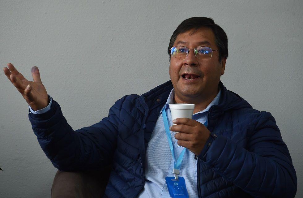 Transmisión de mando: Arce invita a todos los presidentes latinos y no prevé reunión con Áñez