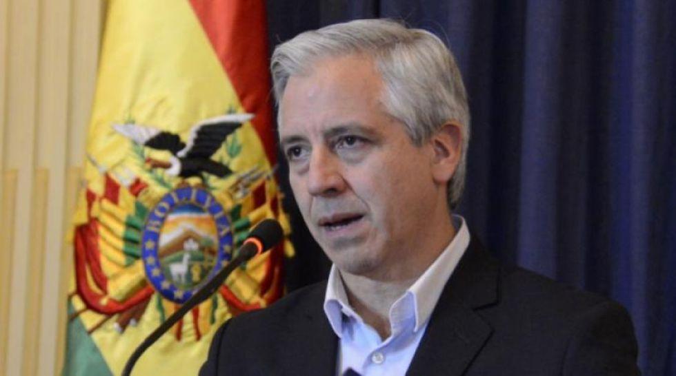 """""""Antes el MAS te apoyaba y ganabas, ahora no es suficiente"""", dice García Linera"""