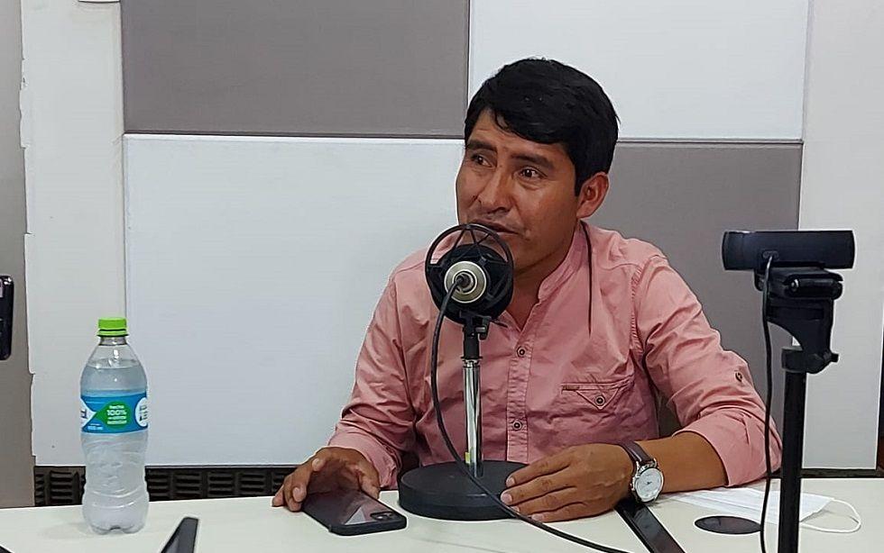 """Damián Condori: """"Aquí no ha perdido León, ha perdido el MAS, ha perdido Evo"""""""