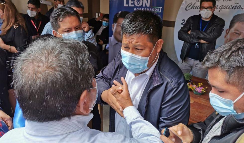 """MAS reconoce derrota, anuncia """"fiscalización"""" y el pago de un bono"""
