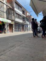 Martes de Ch'alla 2020 en Sucre.