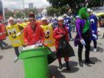 El Corso Militar es una de las actividades que despide al Carnaval en Sucre.
