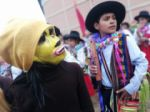 Yotala despide el Carnaval con su entrada autóctona.