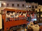 El festejo se desató en las calles tras el retorno de Chuquisaca con Independiente al fútbol profesional.