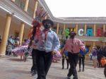 El Día Nacional de la Morenada se celebró en el centro de Sucre.