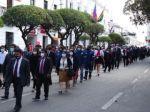 Actos centrales por el aniversario de la fundación de Sucre.