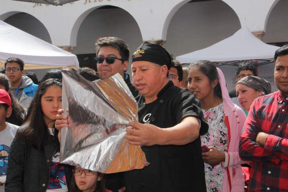 El mondongo se consagra como plato bandera de Chuquisaca