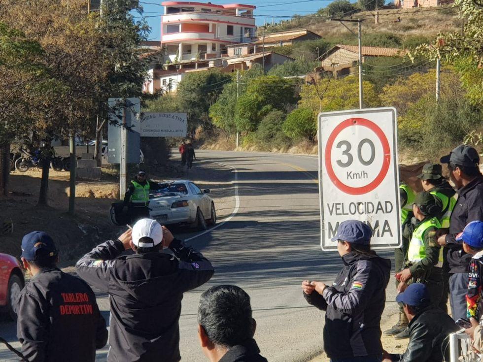 Carlos Pinto tuvo que abandonar el circuito.
