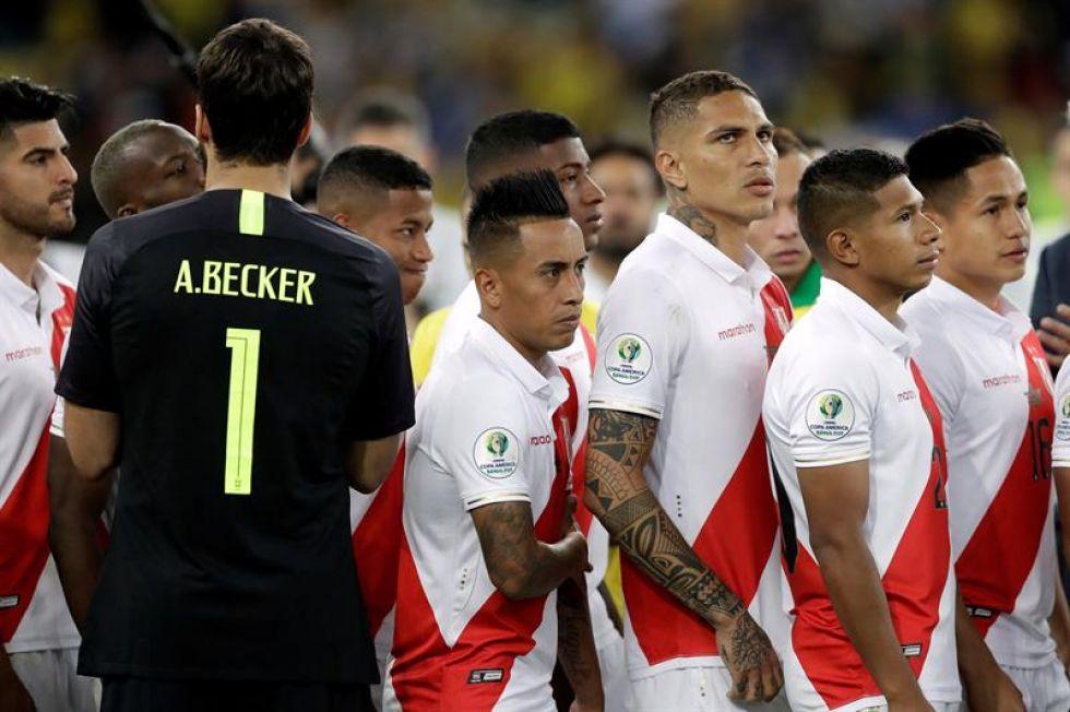 Brasil celebró un nuevo título en su historial a costa de Perú que no pudo en la final.