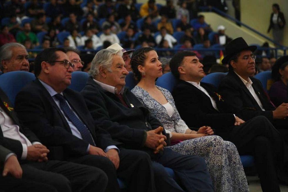 El expresidente de Uruguay José Mujica.