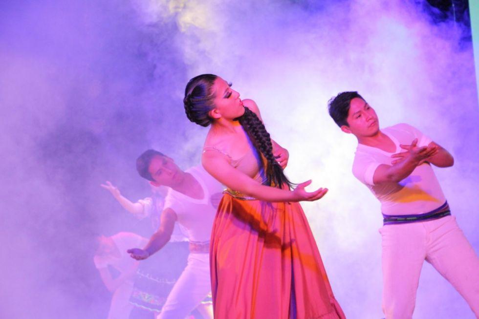 Tejiendo danza en el FIC 2019