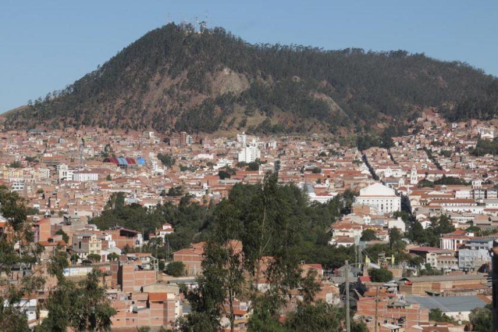 Sucre, antes Villa de La Plata, celebra 481 años de fundación