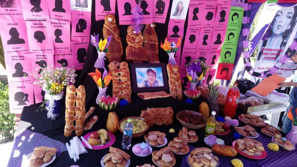 Día de Todos los Santos en Sucre
