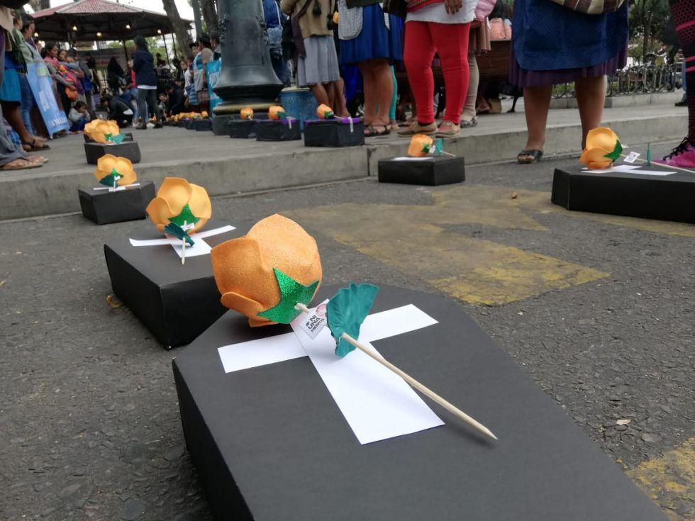 Sucre: Día Internacional de Lucha contra la Violencia hacia la Mujer