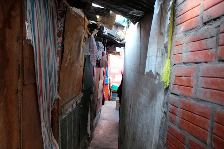 Condiciones del penal de Obrajes La Paz