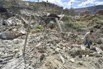 Alcaldía de La Paz demolerá  22 viviendas para estabilizar la zona del deslizamiento