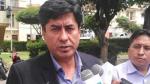 Pedido de detención domiciliaria para Ceballos se define el viernes