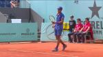 Dellien gana al francés Simon y se enfrentará a Nishikori en el Open de Madrid