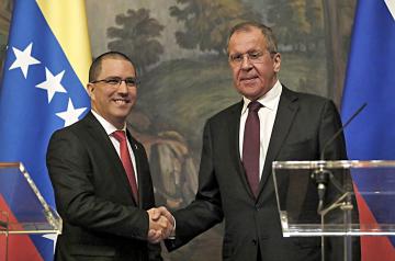 EEUU y Rusia reanudan pulso en crisis venezolana