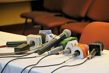 Inicia celebración al Día del Periodista Boliviano