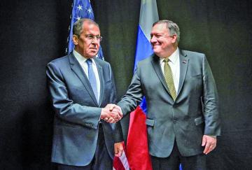 Rusia y EEUU descartan una solución militar  en la crisis venezolana