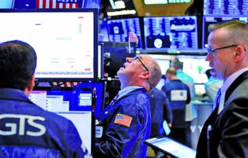 Mercados se resienten tras amenazas de Trump