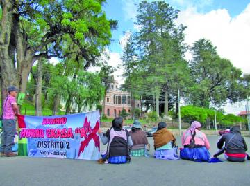 El Guereo, epicentro de  las protestas ciudadanas