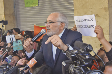 MAS denuncia que Mesa politiza caso de depósito