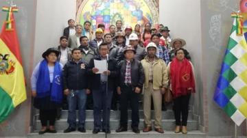 Conalcam llama a cita nacional para apoyar la campaña del MAS