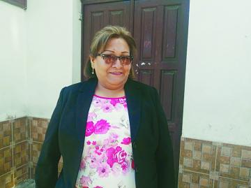 Asume nueva directora nacional de DDRR