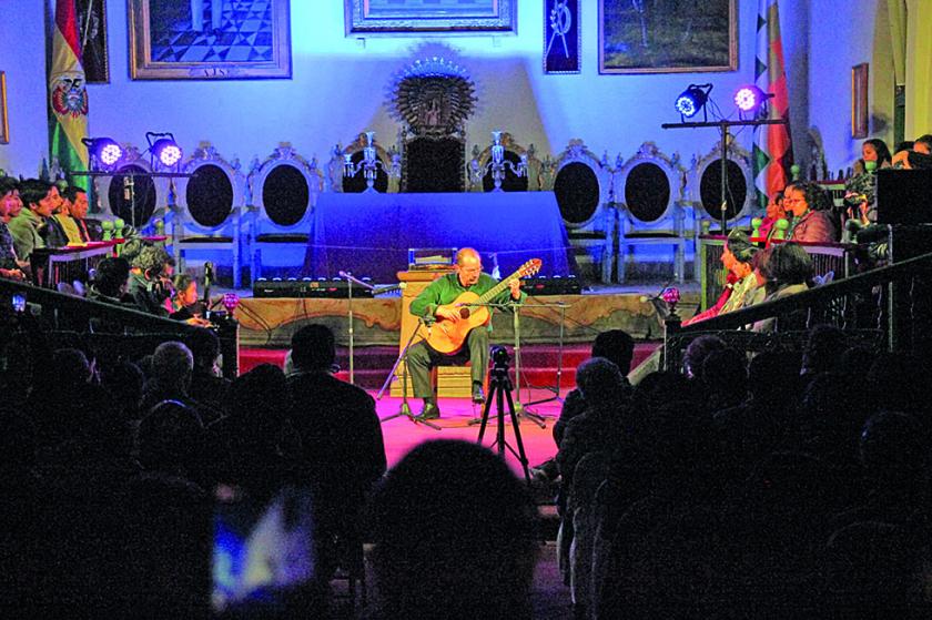 El Festival de Guitarras vuelve a la Ciudad Blanca